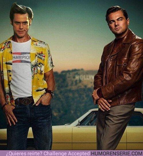 36239 - ¿Brad Pitt o Ace Ventura?