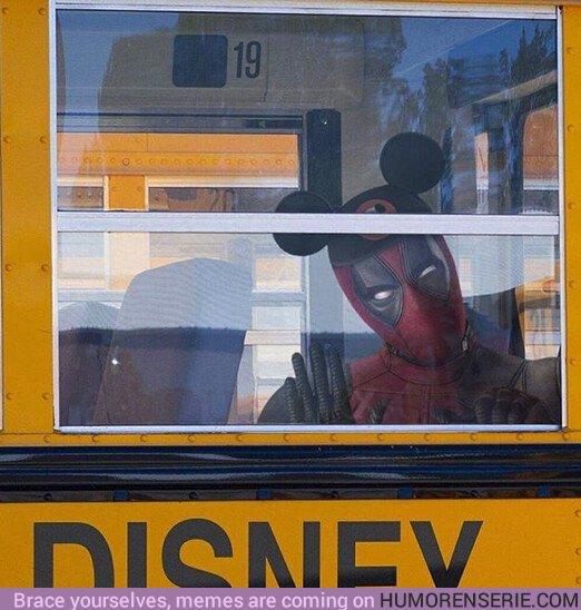 36244 - Ojalá Deadpool no pierda ni una chispa de su esencia