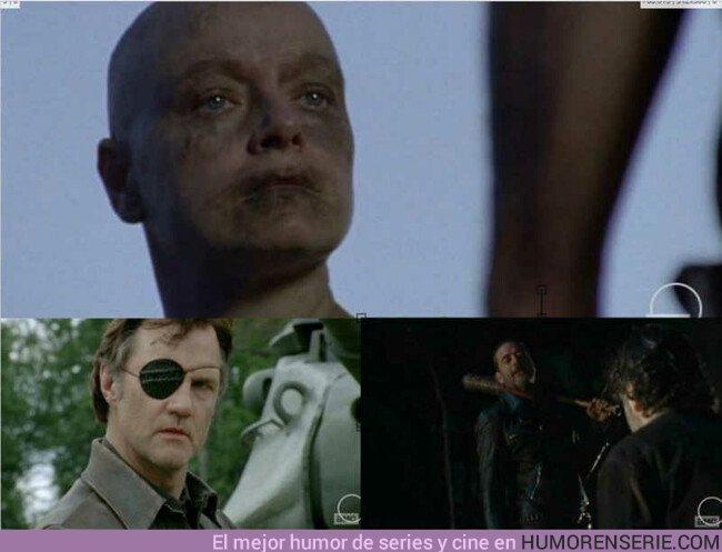 36451 - ¿Cuál es para ti el mejor villano de The Walking Dead?