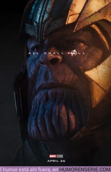 36494 - Thanos también merece protagonizar un póster