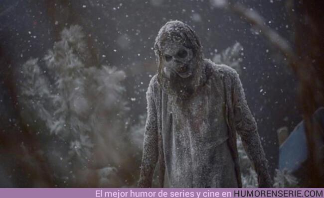 36618 - Acusan a The Walking Dead de copiar a Juego de Tronos por el uso de caminantes blancos
