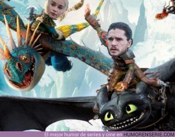 37157 - Cómo entrenar a tu Targaryen