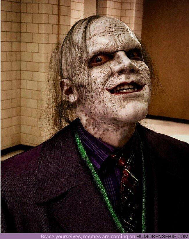 37179 - Primera foto del Joker de Gotham