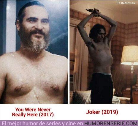 37225 - La increíble transformación de Joaquin Phoenix