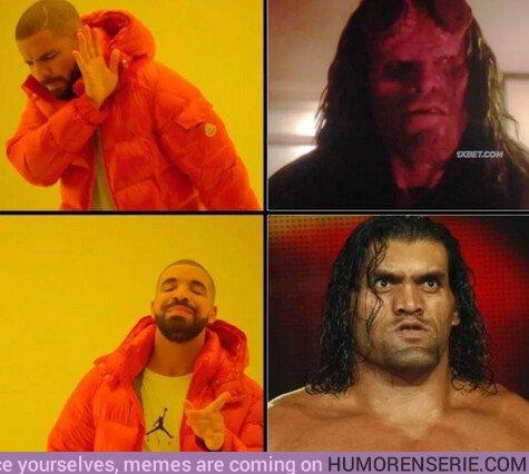 37226 - Nada como el Hellboy original