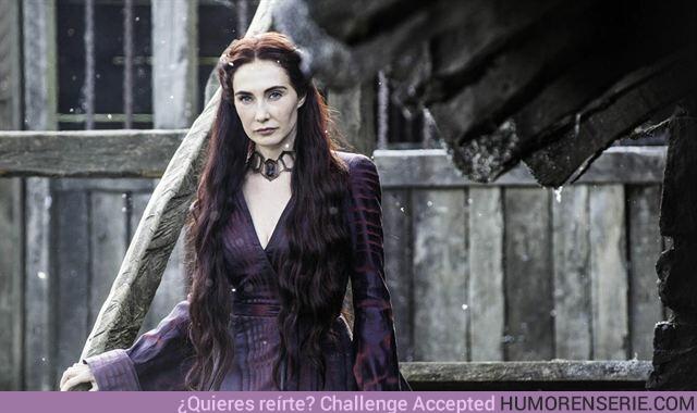 37449 - Teoría: ¿Dónde está Melisandre en la octava temporada?