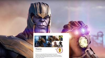 37502 - Mira lo que pasa cuando escribes Thanos en la búsqueda de Google