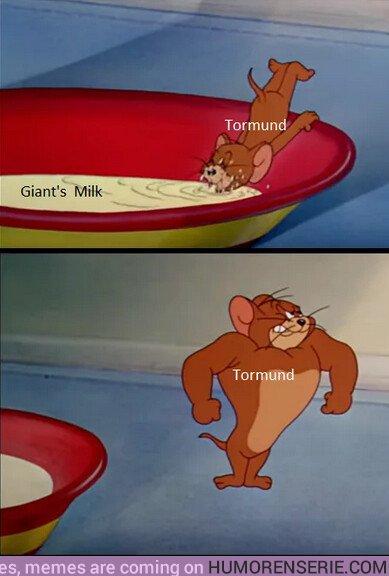 37526 - Así Tormund consiguió toda su fortaleza