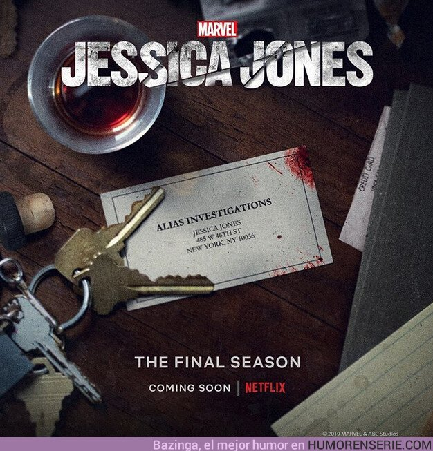 37885 - Primera imagen de la última temporada de Jessica Jones