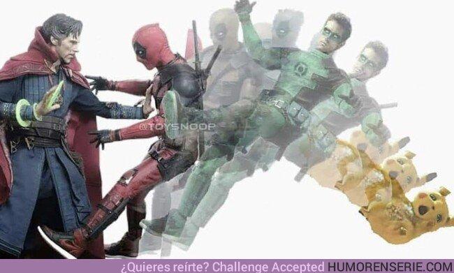 37967 - Lo que realmente hay en el interior de Deadpool