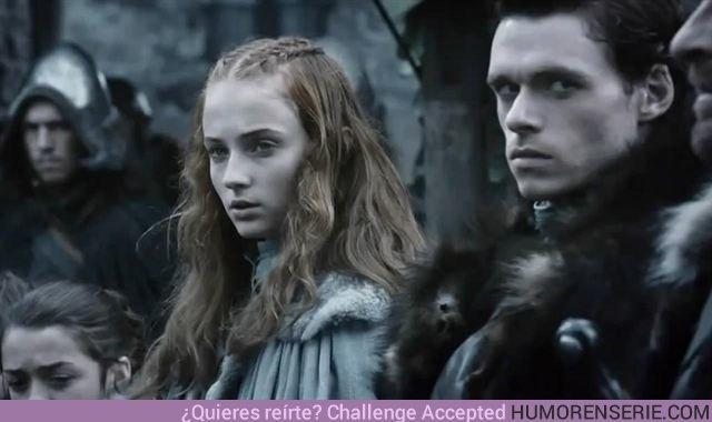 37979 - Así ha sido el reencuentro entre Sansa y Robb Stark fuera de Juego de Tronos