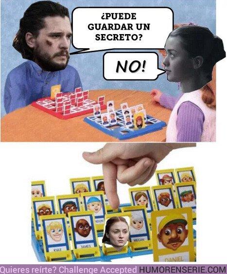 38048 - Ya te vale, Sansa...