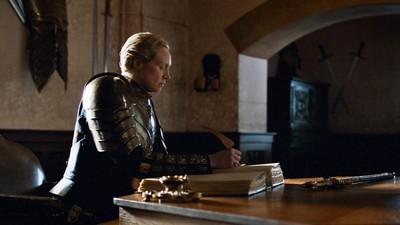 38378 - Esto es lo que escribe Brienne sobre Jaime en el libro