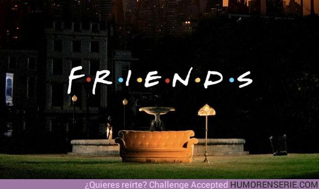 38405 - Vas a alucinar cuando veas la intro original que tenía FRIENDS