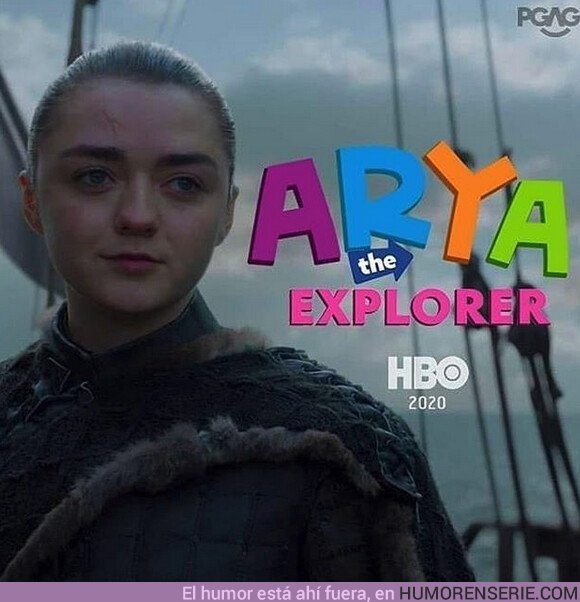 38461 - Arya la exploradora. La serie que quiero ver