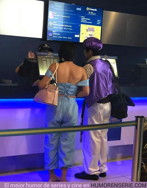 38625 - La única forma correcta de ir a ver Aladdin
