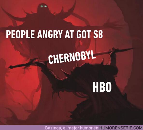 38639 - La ofrenda de la HBO a los que están enfadados por Juego de Tronos