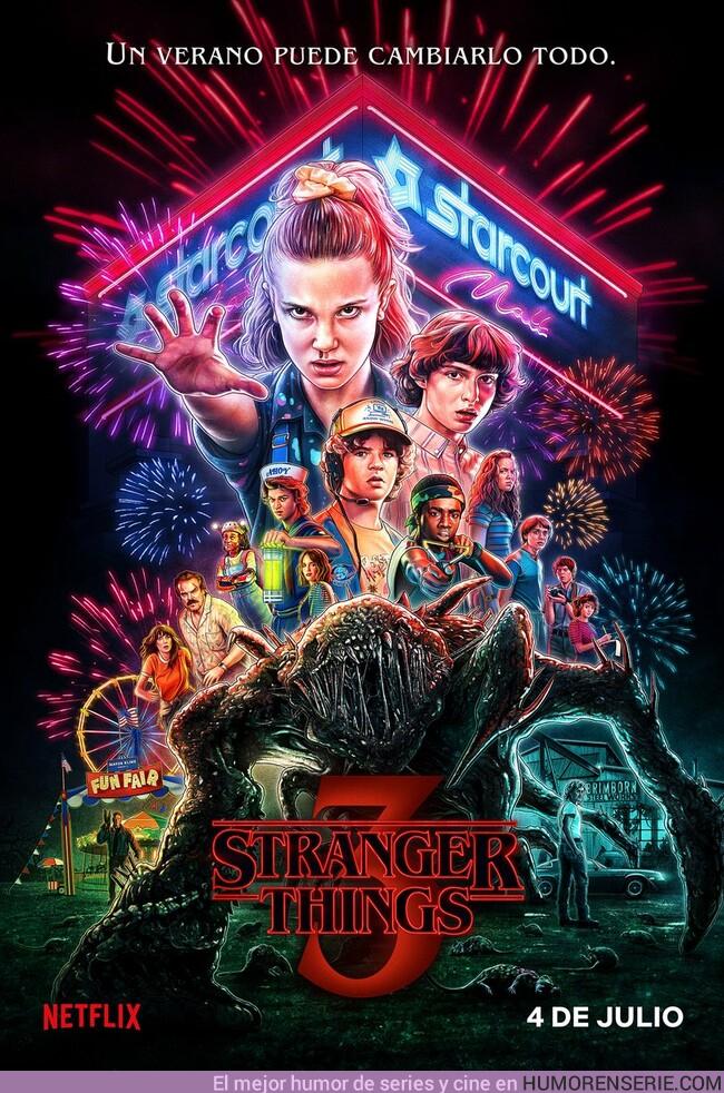 38840 - Cada nuevo póster de Stranger Things es una pasada