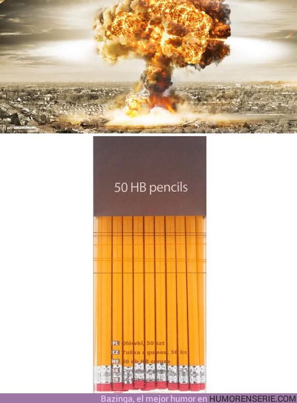 38903 - Armas de destrucción masiva