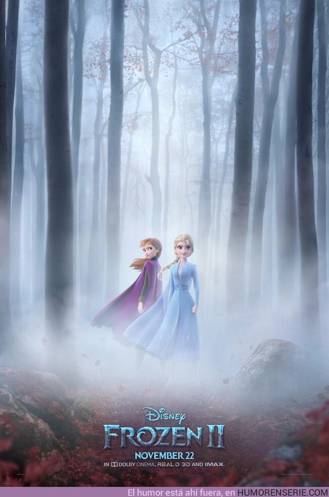 38974 - Nueva imagen de Frozen 2. El hype es real