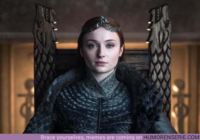 38978 - ¿Volver a interpretar a Sansa? Sophie Turner lo tiene claro