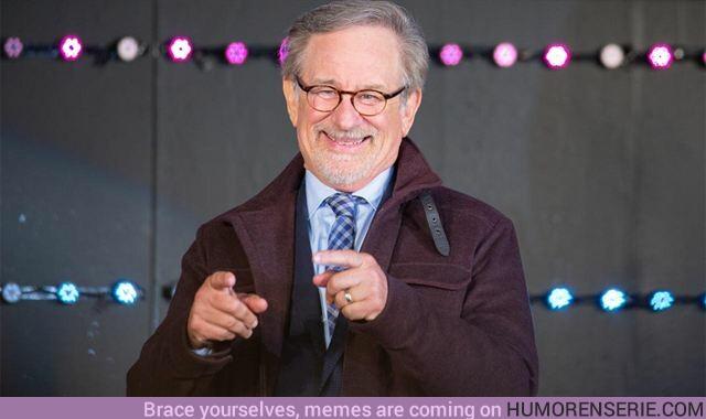 38989 - Steven Spielberg está preparando una serie de terror que solo se podrá ver de noche