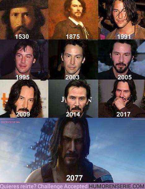 39019 - Keanu Reeves es inmortal