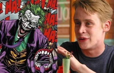 39189 - Imaginan cómo sería Macaulay Culkin como el Joker de Batman y el resultado es aterrador