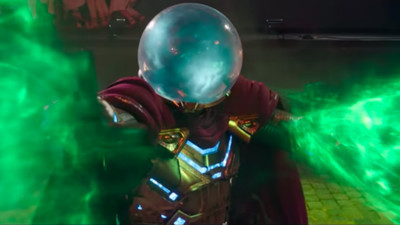 39288 - Los fans de Spider-man idean el Mysterio Challenge. ¿Te atreves a hacerlo?