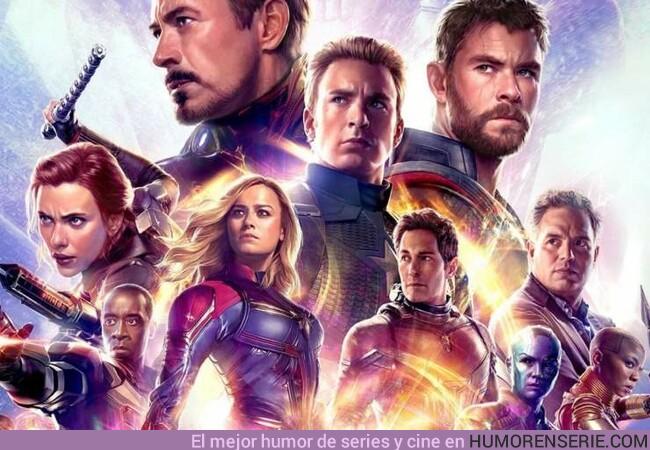 39325 - ¡Avengers Endgame se volverá a estrenar en los cines con nuevas escenas!