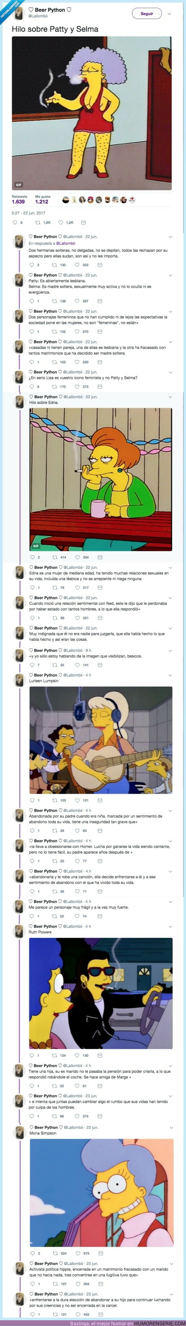 39504 - Hilo sobre Los Simpson y el feminismo. Seguro que no te habías dado cuenta de esto
