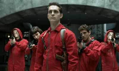 39529 - Netflix anuncia que La Casa de Papel tendrá una cuarta temporada