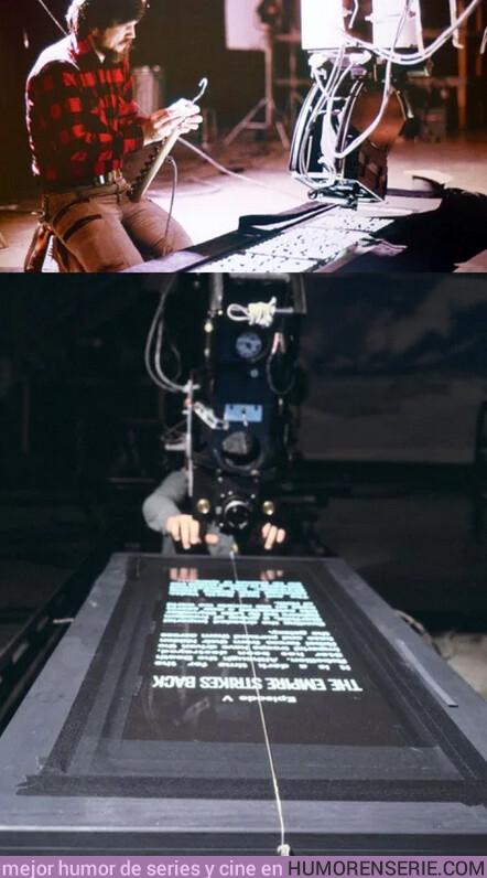 39597 - Así se grabó la intro de Star Wars