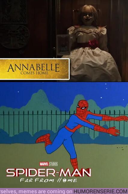 39705 - Y por eso Spider-man se fue