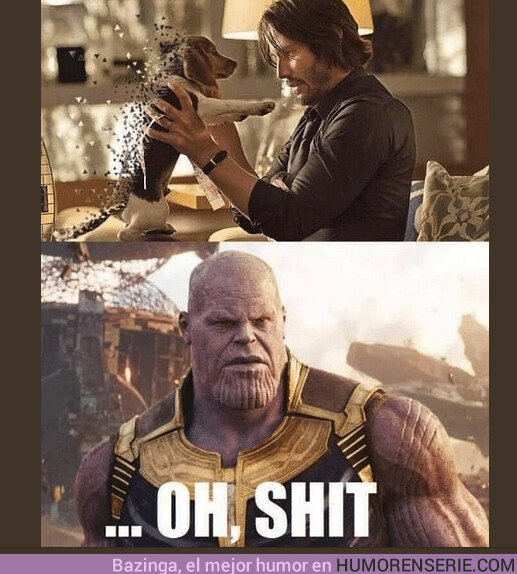 39720 - Thanos ha cometido un error