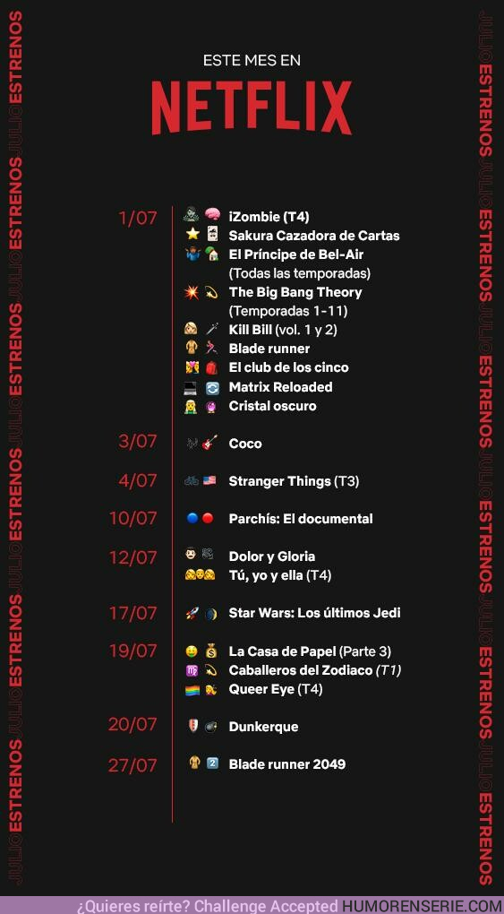 39727 - Estos son todos los estrenos que llegan a Netflix este mes