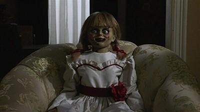 39789 - Muere un hombre viendo la nueva película de Annabelle en el cine