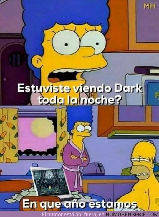 39839 - Cuando te pasas la noche viendo Dark...