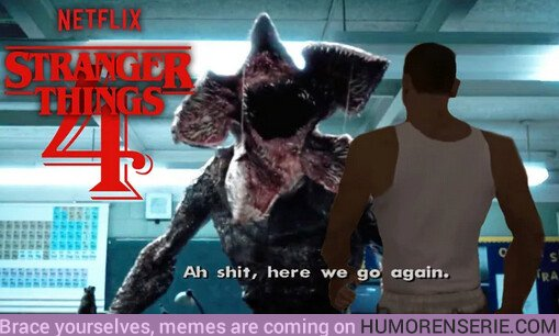 40020 - En la próxima temporada de Stranger Things
