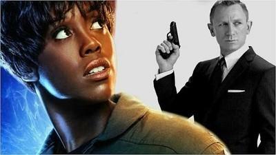 40162 - La actriz negra Lashana Lynch será el agente 007 en la próxima película de Bond