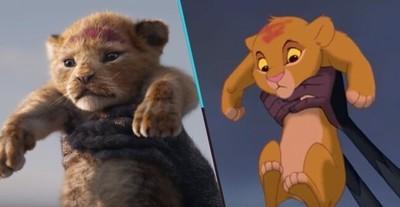 40414 - Una tuitera se va a media peli de El Rey León pensando que eran animales reales y hace el ridículo en las stories de Instagram