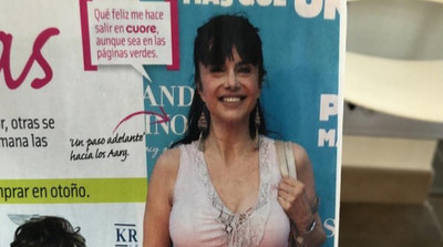 40784 - La actriz Beatriz Rico critica duramente a la revista Cuore por estos comentarios ofensivos