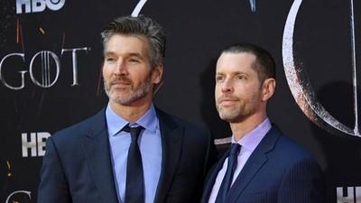 40864 - Netflix ha fichado a los showrunners de Juego de Tronos por 200 millones de dólares