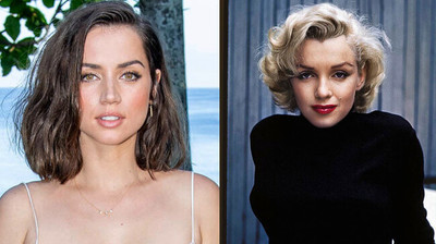 41456 - Ana de Armas está irreconocible como Marilyn Monroe en lo nuevo de Netflix