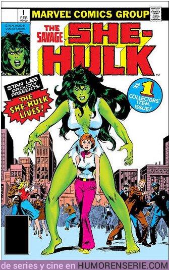 41489 - Gente quejándose de She-Hulk que no sabe que es un cómic de 1980