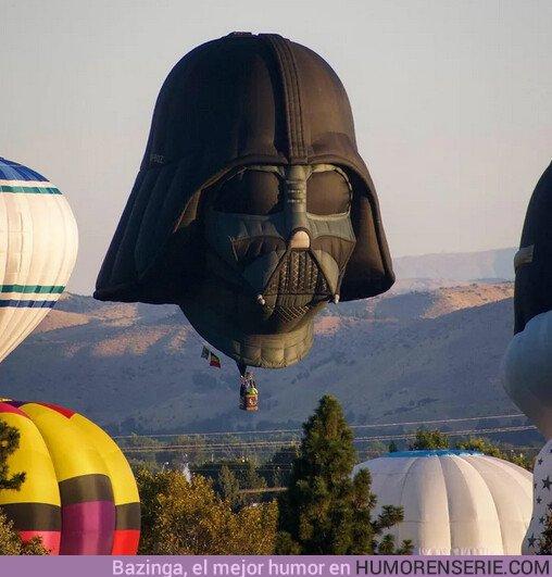 41706 - El mejor globo para los fans de Star Wars