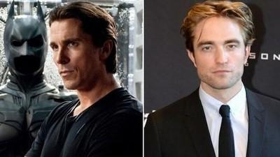 41852 - Christian Bale le da un gran consejo a Robert Pattinson para ser un buen Batman