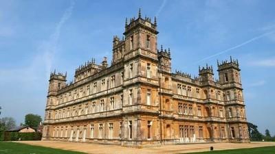 42132 - Esto es lo que cuesta dormir una noche en el castillo de Downton Abbey. Las reservas abren pronto
