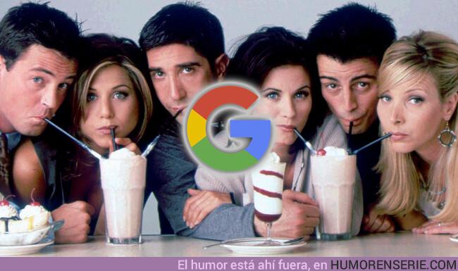 42224 - Google celebra los 25 años de FRIENDS con estos easter eggs. ¡PRUÉBALOS!