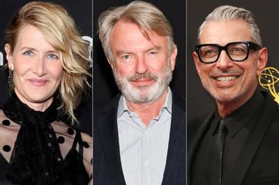 42304 - Se confirma que Laura Dern, Sam Neill, y Jeff Goldblum volverán a interpretar a sus respectivos personajes en JurassicWorld 3